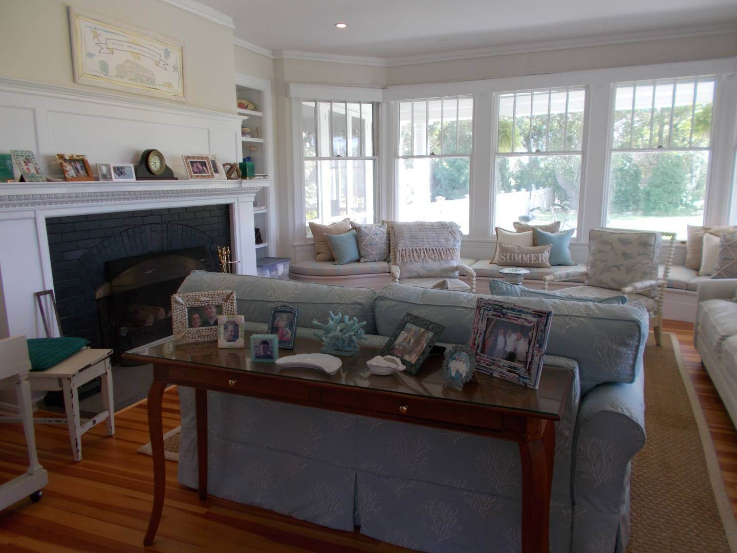 8. Single Family Home at Old World Elegance Updated In East Quogue East Quogue, NY 11942