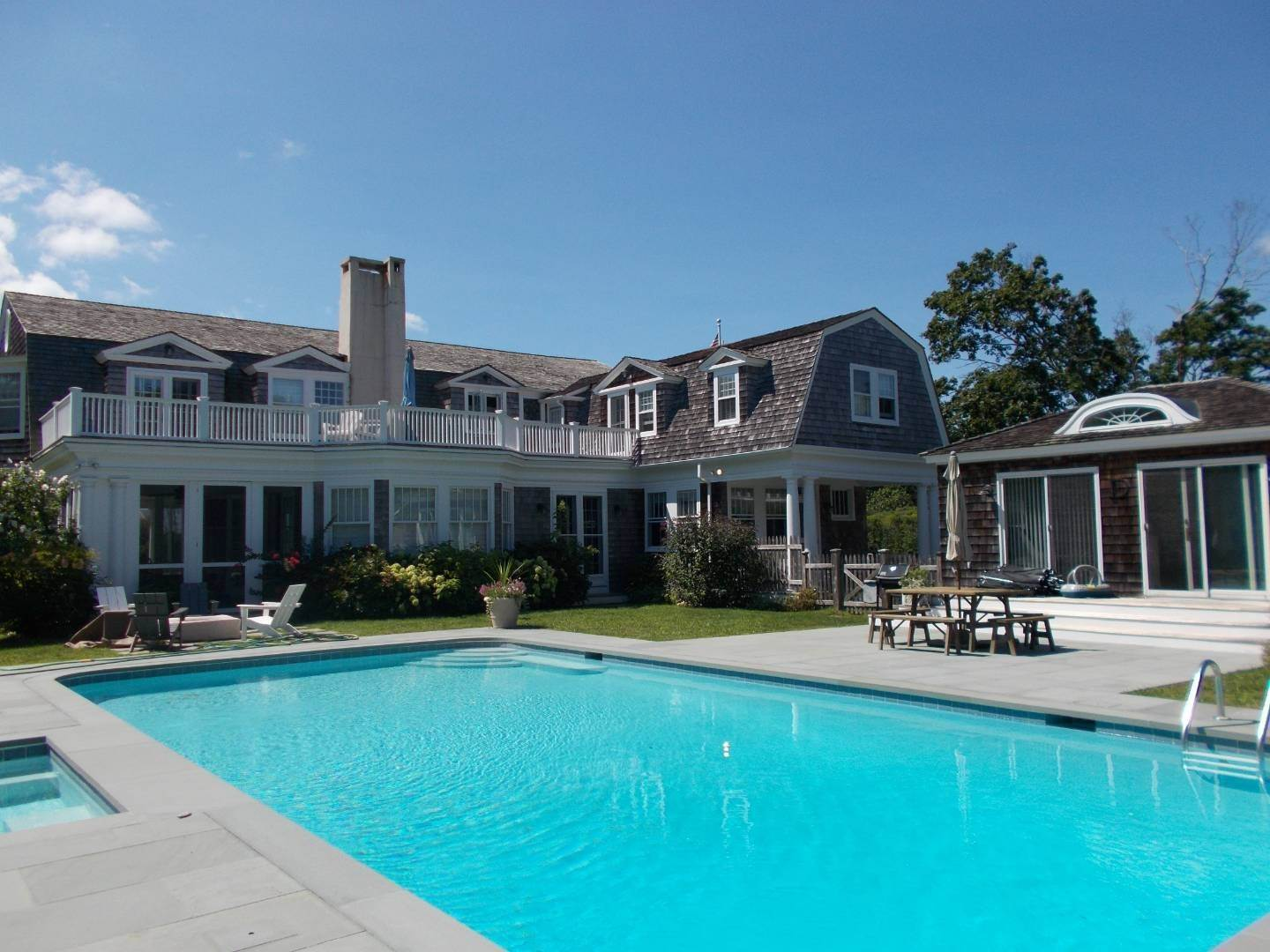 33. Single Family Home at Old World Elegance Updated In East Quogue East Quogue, NY 11942