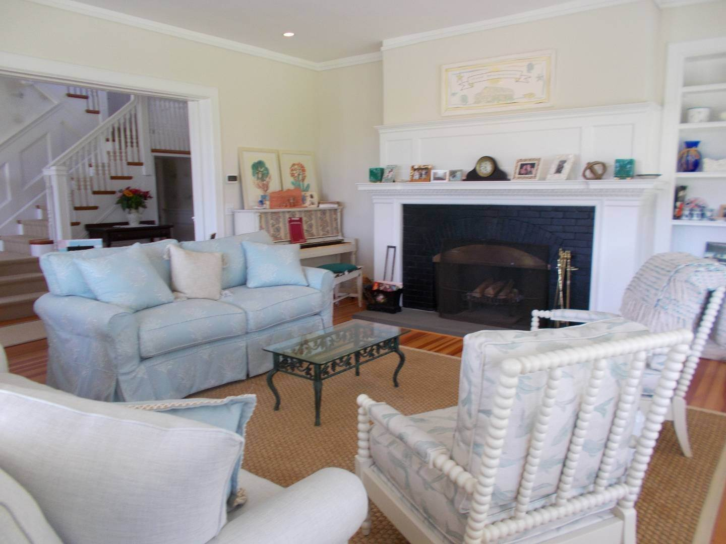 5. Single Family Home at Old World Elegance Updated In East Quogue East Quogue, NY 11942