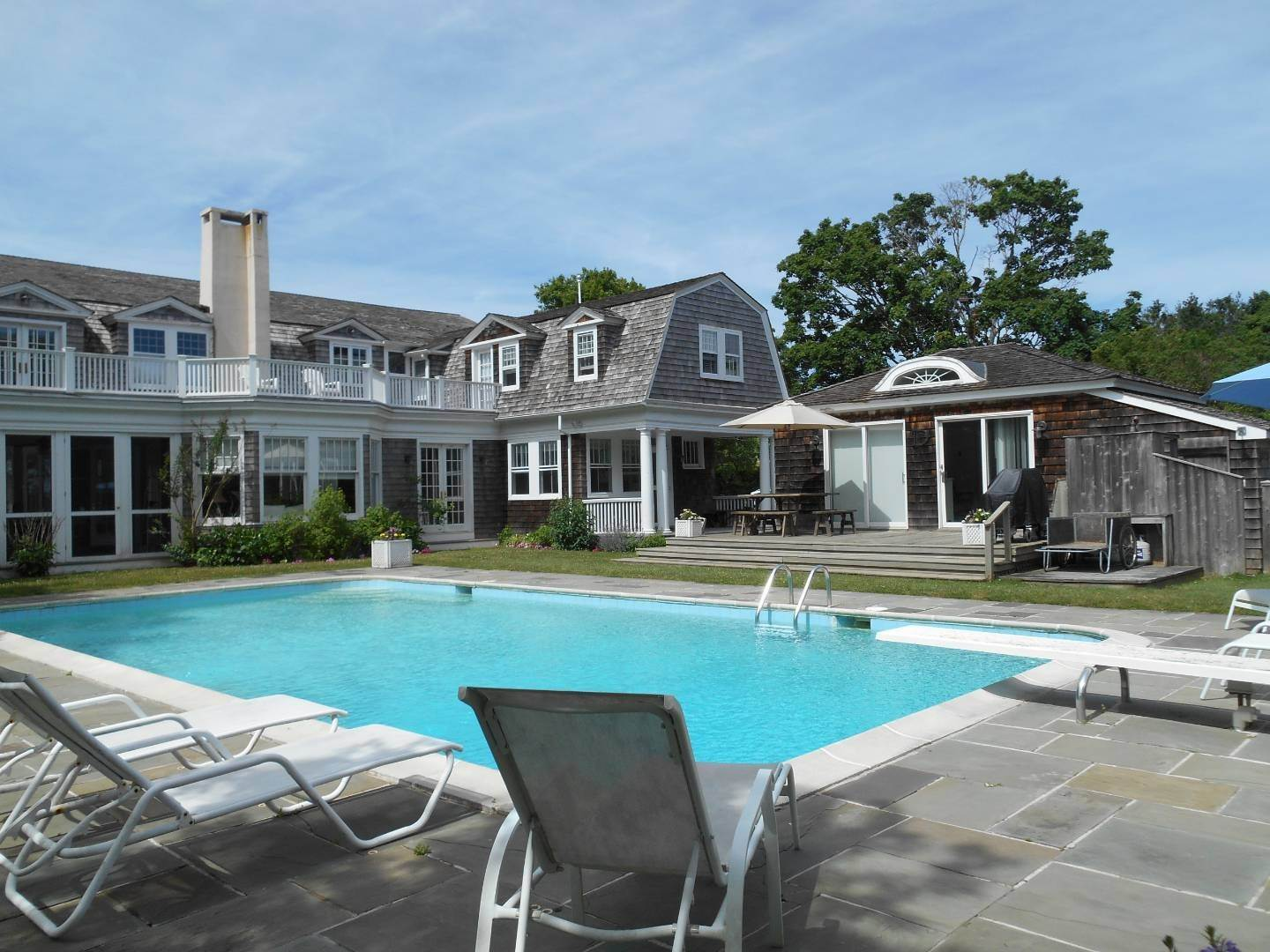 34. Single Family Home at Old World Elegance Updated In East Quogue East Quogue, NY 11942