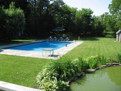 25. Single Family Home at Water Mill Rental Water Mill, NY 11976