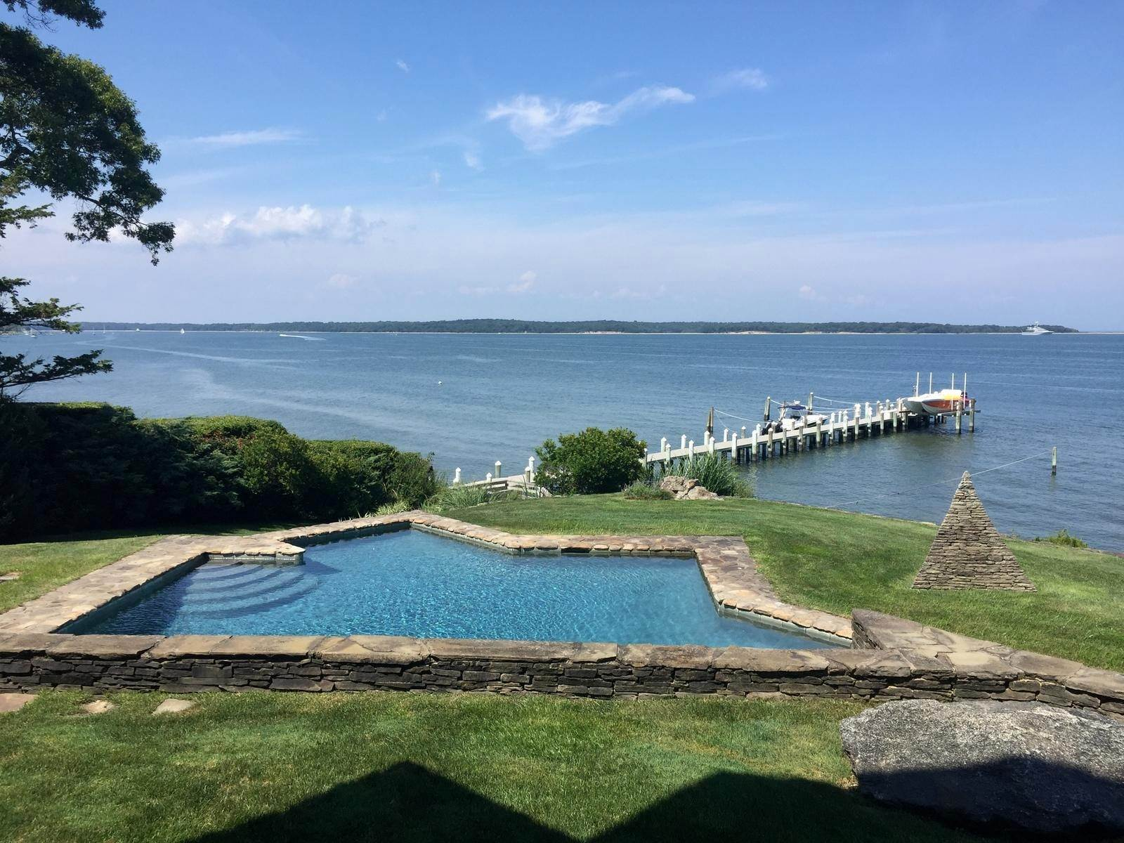 Single Family Home at Spectacular Waterfront In Sag Harbor Sag Harbor, NY 11963