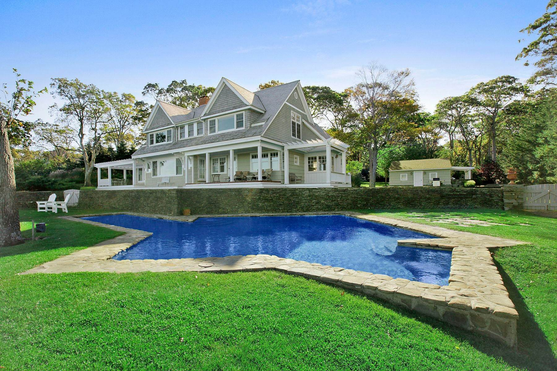 3. Single Family Home at Spectacular Waterfront In Sag Harbor Sag Harbor, NY 11963