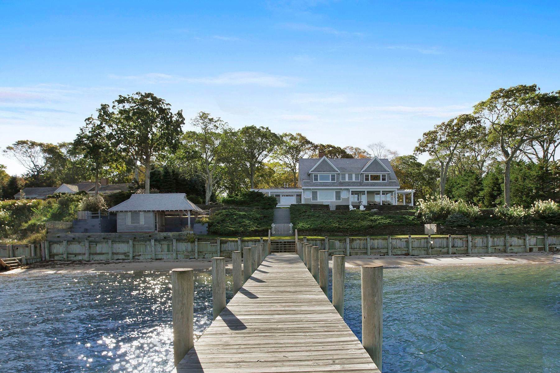 9. Single Family Home at Spectacular Waterfront In Sag Harbor Sag Harbor, NY 11963