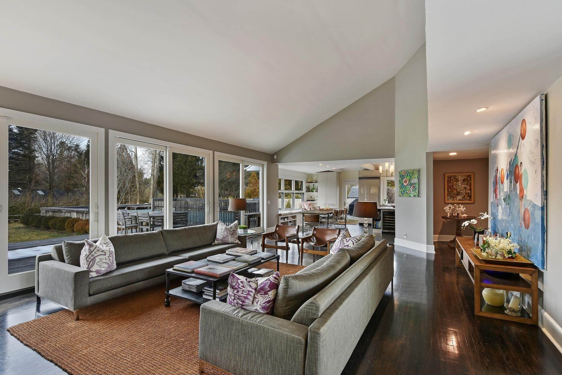 10. Single Family Home at Water Mill - Great Location Behind Parish Museum, Cud-De-Sac Water Mill, NY 11976