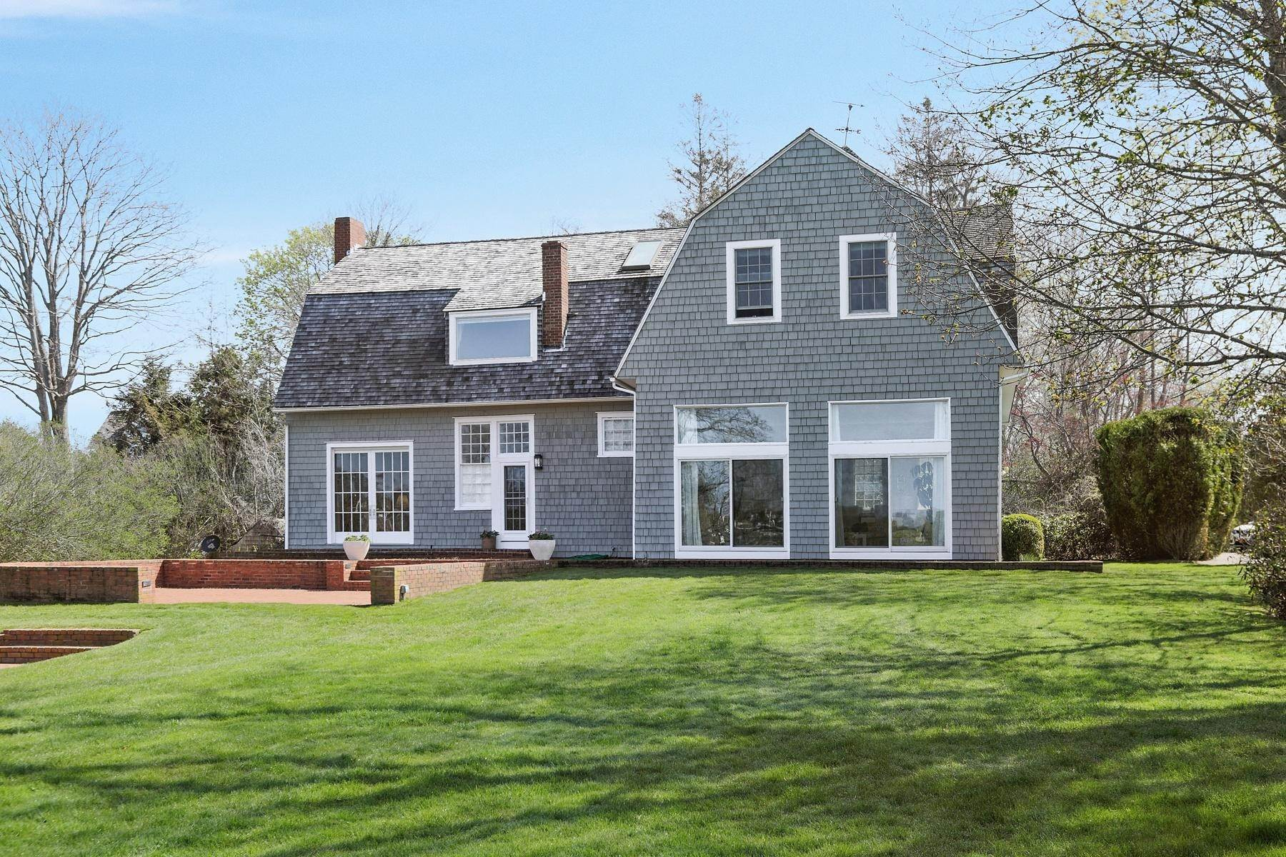 Single Family Home at Wonderful Waterfront Barn In The Heart Of Southampton Southampton, NY 11968