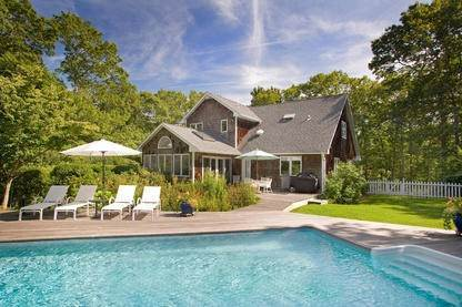 Single Family Home at Very Private Summer Getaway In Water Mill Southampton, NY 11968