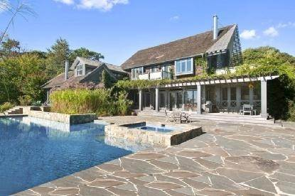 Single Family Home at Chic Home With Panoramic Water Views Southampton, NY 11968