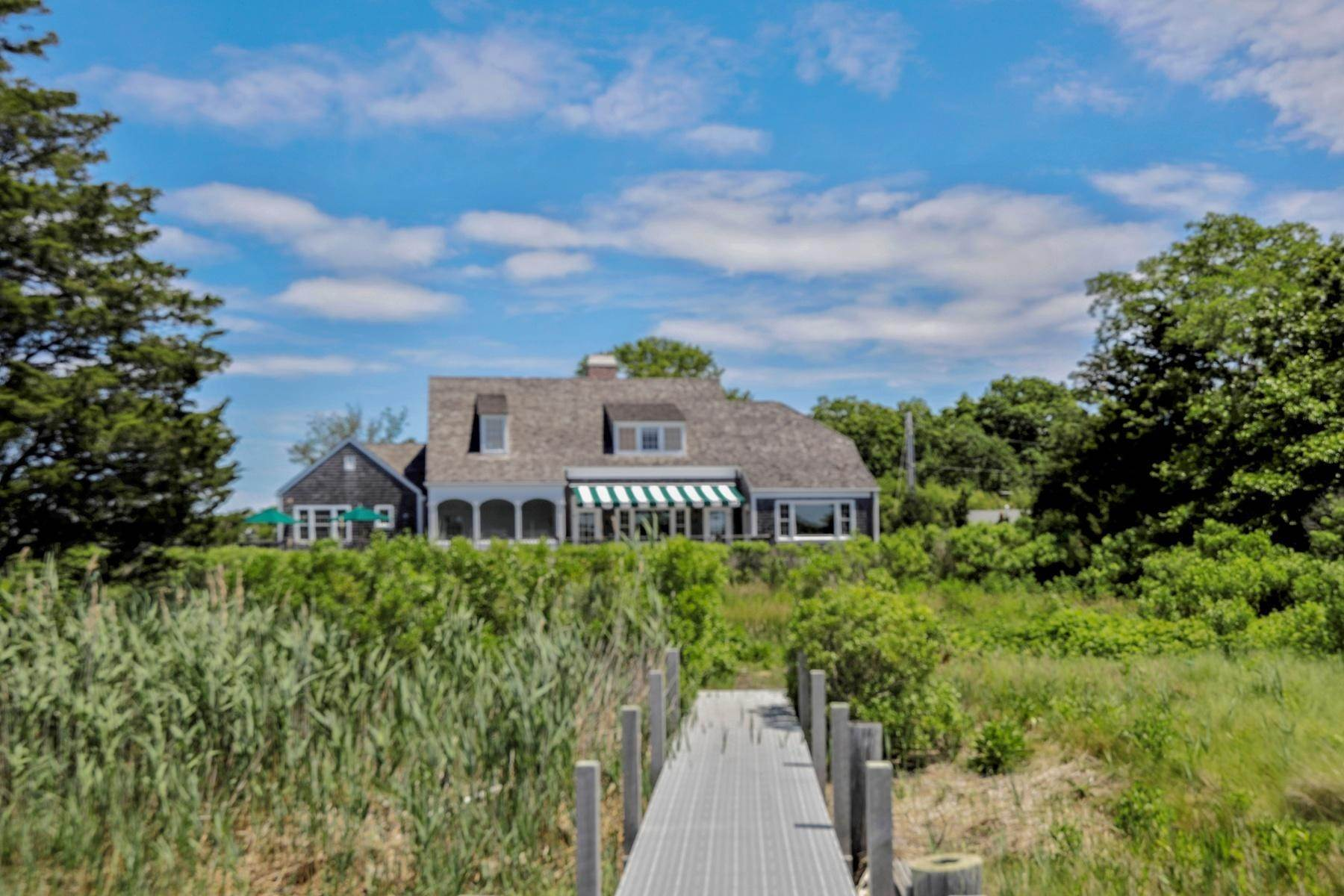 Single Family Home at Bullhead Bay Front, New Construction Southampton, NY 11968