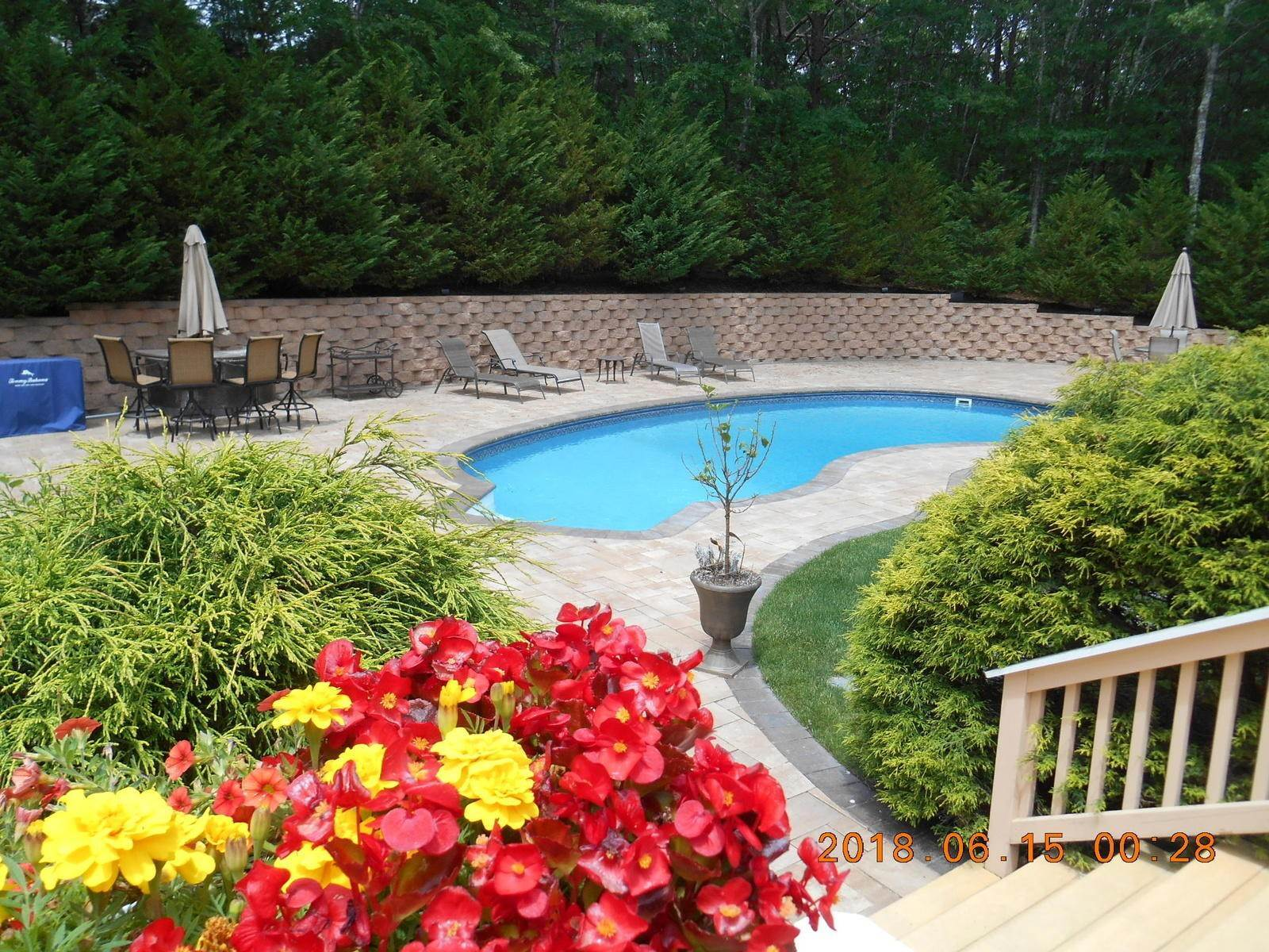 Single Family Home at Upscale Home In The Pines With Inground Heated Pool East Quogue, NY 11942