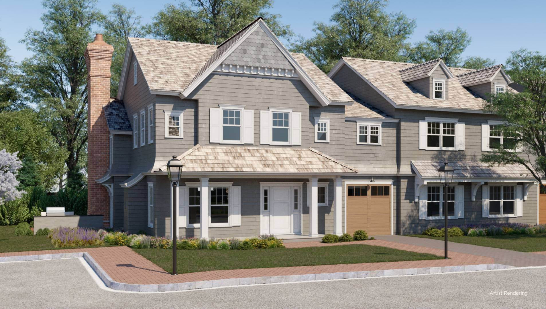 townhouses for Sale at The Latch At Southampton Village 101 Hill St, 5a, Southampton, NY 11968