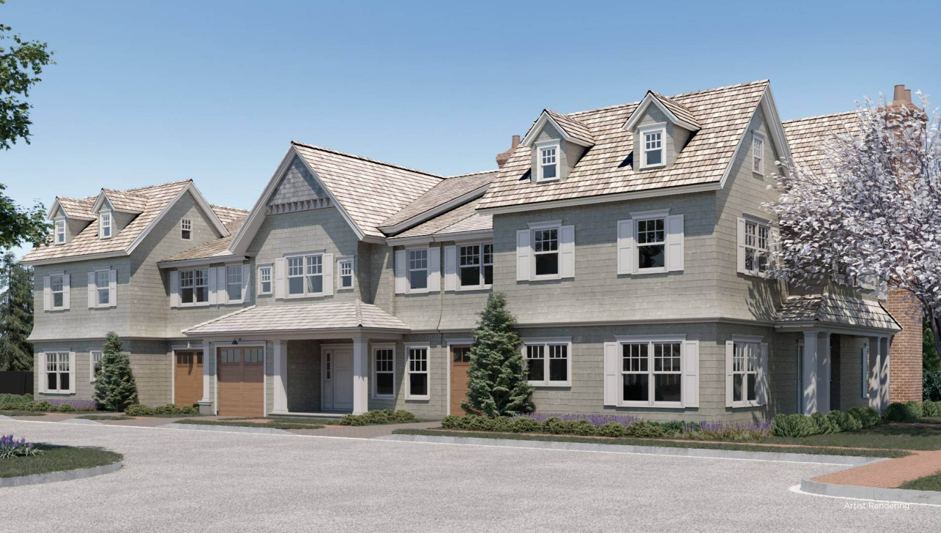 townhouses for Sale at The Latch At Southampton Village 101 Hill St, 11e1, Southampton, NY 11968