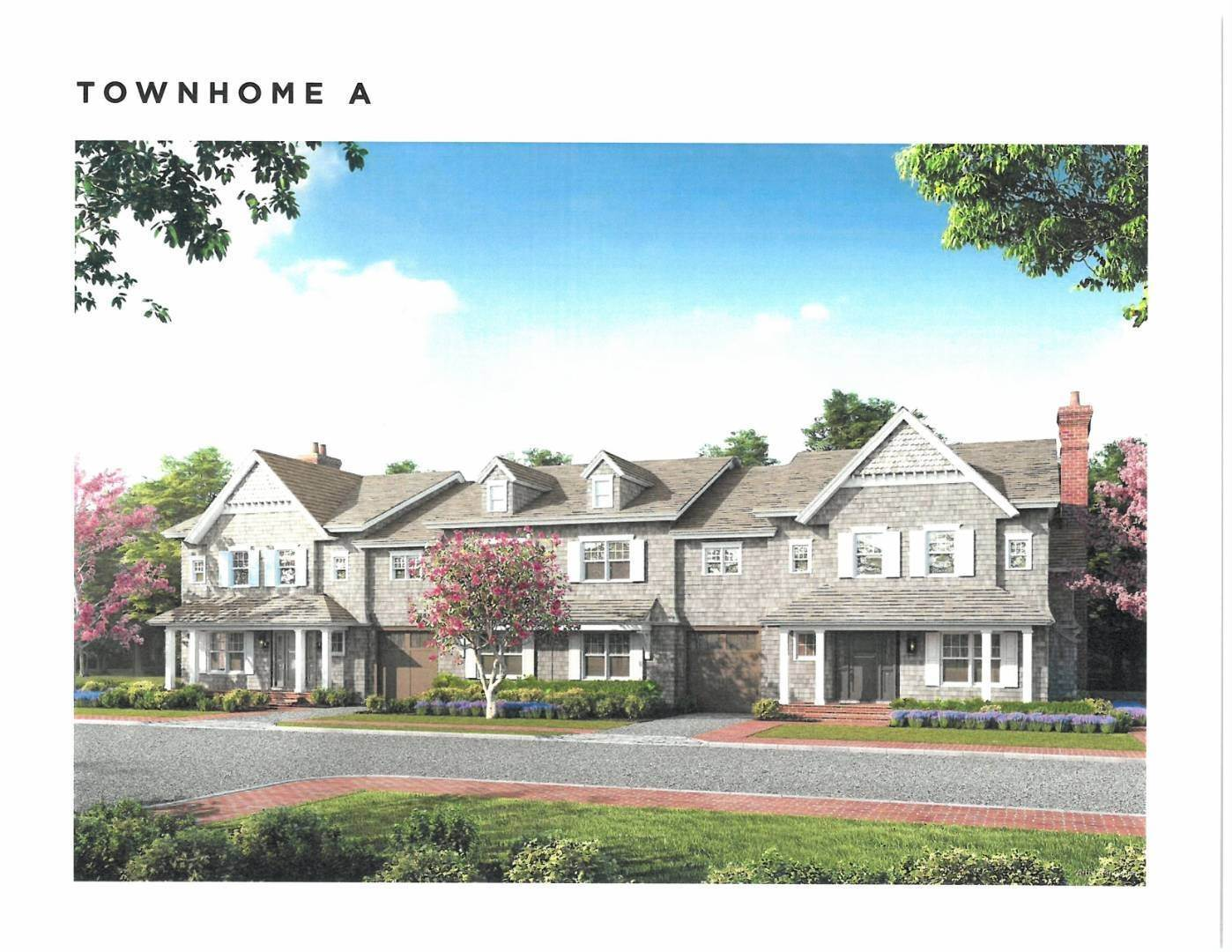 townhouses for Sale at The Latch At Southampton Village 101 Hill St, 15a, Southampton, NY 11968