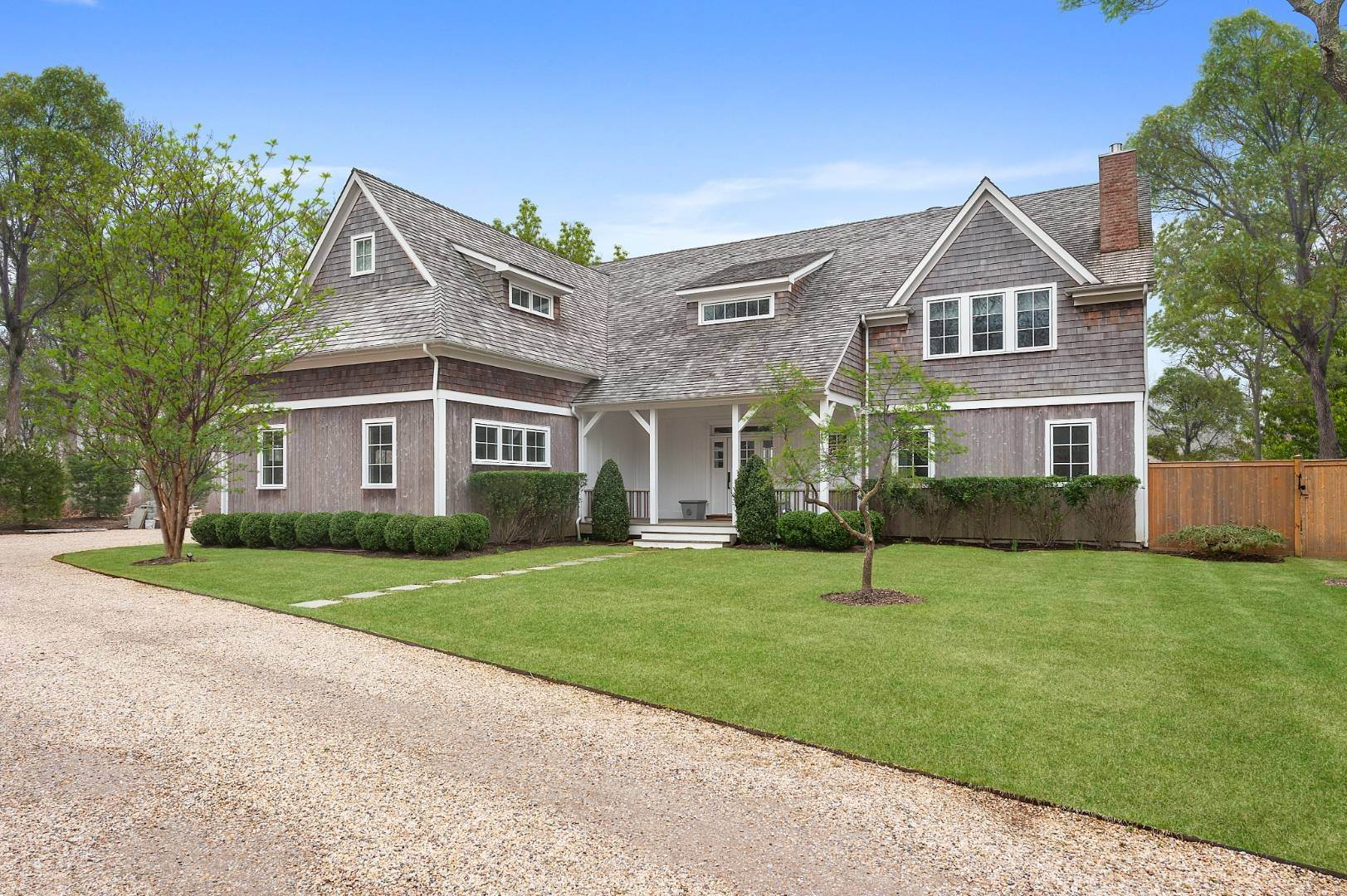 Single Family Home for Sale at East Hampton Classic 54 Towhee Trl, East Hampton, NY 11937