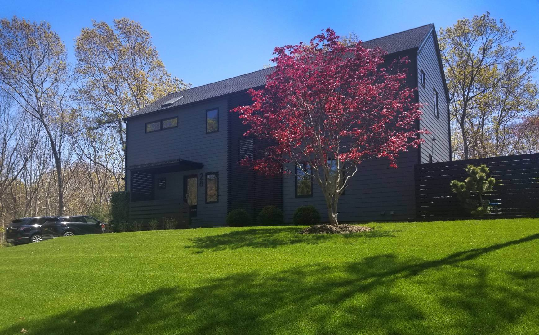Single Family Home for Sale at Sleek, Modern, 5 Bedroom In East Hampton 28 Barnes Avenue, East Hampton, NY 11937