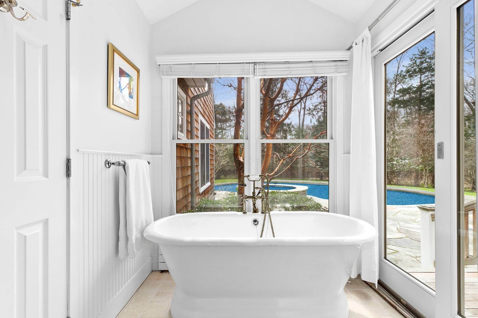7. Single Family Home for Sale at Historic Springs Two-House Compound 104 Old Stone Hwy, East Hampton, NY 11937