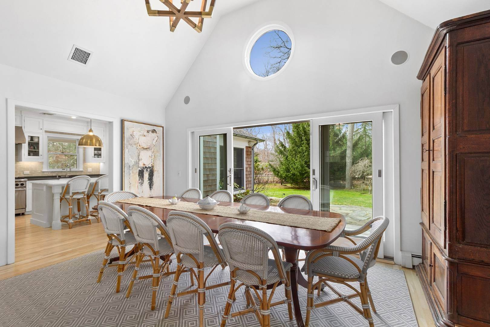 5. Single Family Home for Sale at Historic Springs Two-House Compound 104 Old Stone Hwy, East Hampton, NY 11937