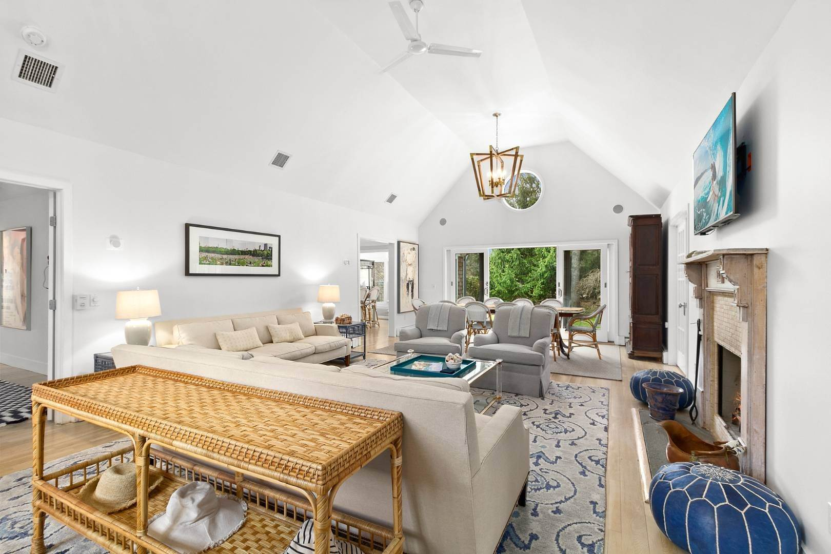13. Single Family Home for Sale at Historic Springs Two-House Compound 104 Old Stone Hwy, East Hampton, NY 11937