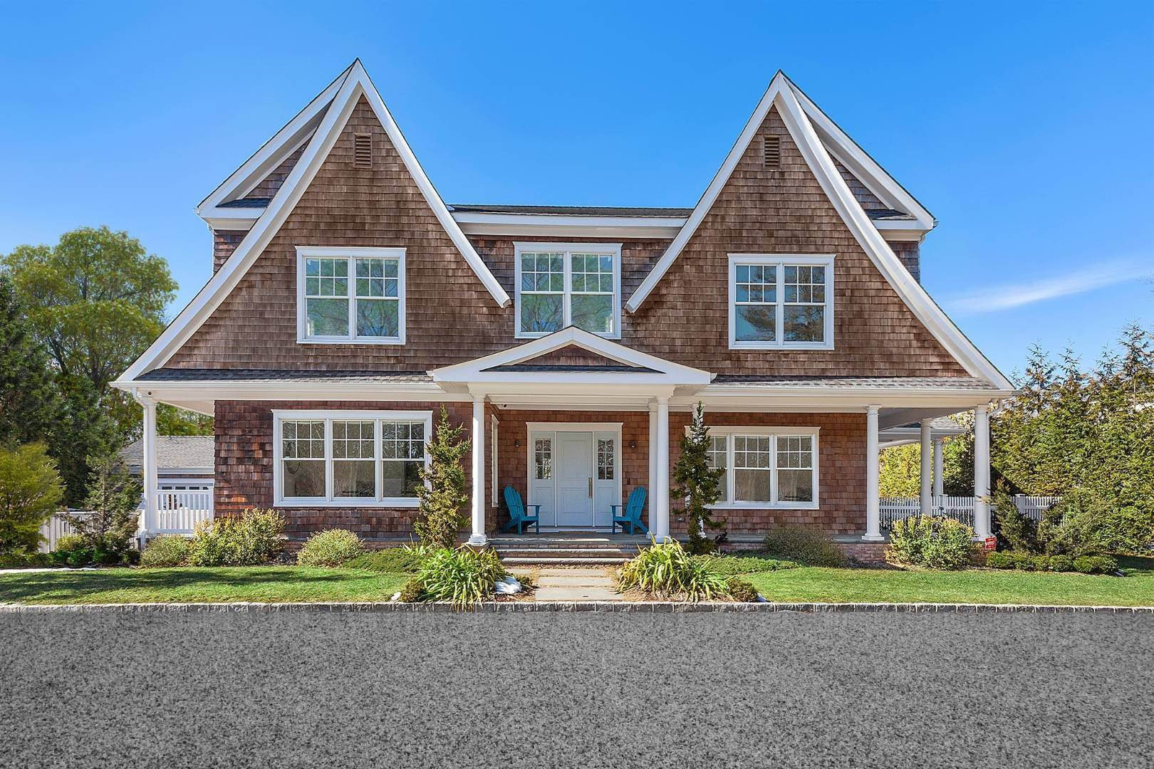 Single Family Home for Sale at The Ultimate Hampton Smart Home 35a Sea Breeze Avenue, Westhampton, NY 11977