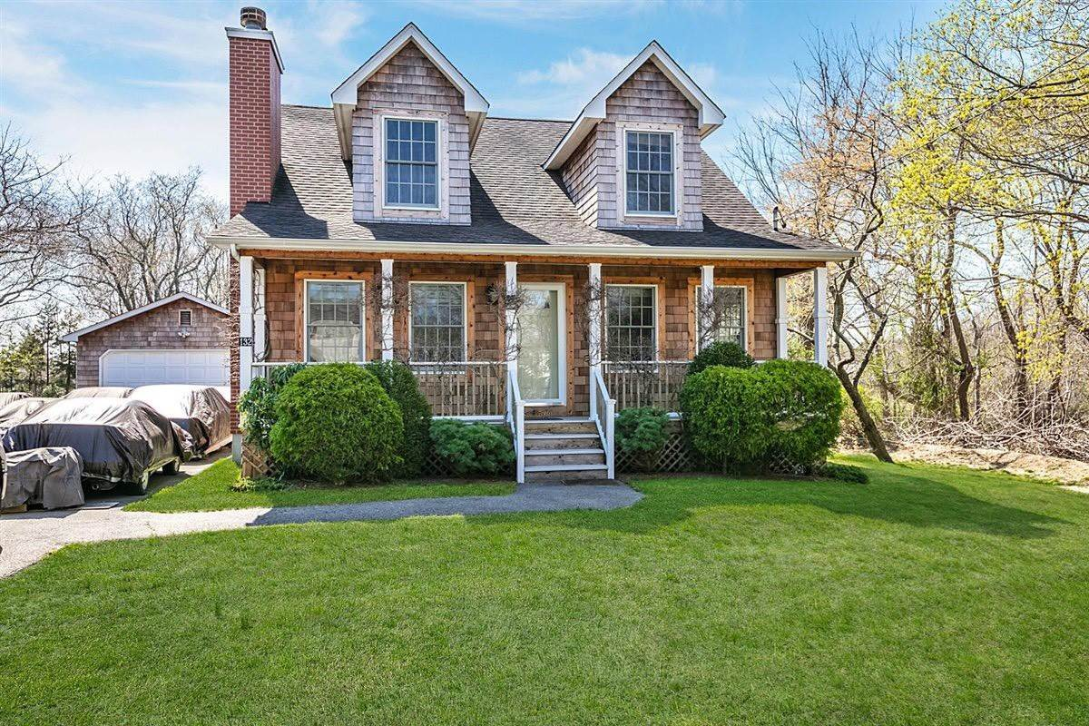 Single Family Home for Sale at This Charming Cape... 132 Moriches Blvd, Eastport, NY 11941