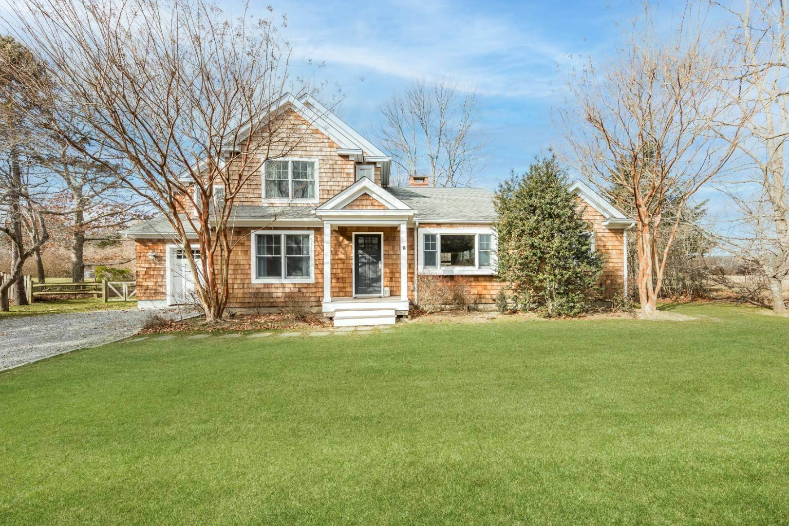 Single Family Home for Sale at Prime Sag Harbor Opportunity With Reserve Views 219 Ferry Road, Sag Harbor, NY 11963