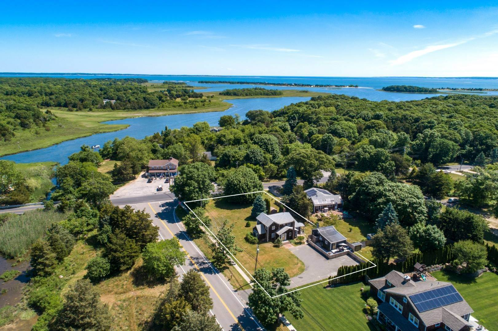 Single Family Home for Sale at A Rare Opportunity In Historic Springs 76 School Street, East Hampton, NY 11937