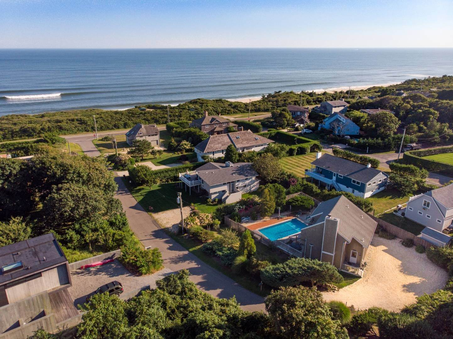 Single Family Home for Sale at Hither Hills Ocean Views With A Pool 21 Coolidge Road, Montauk, NY 11954