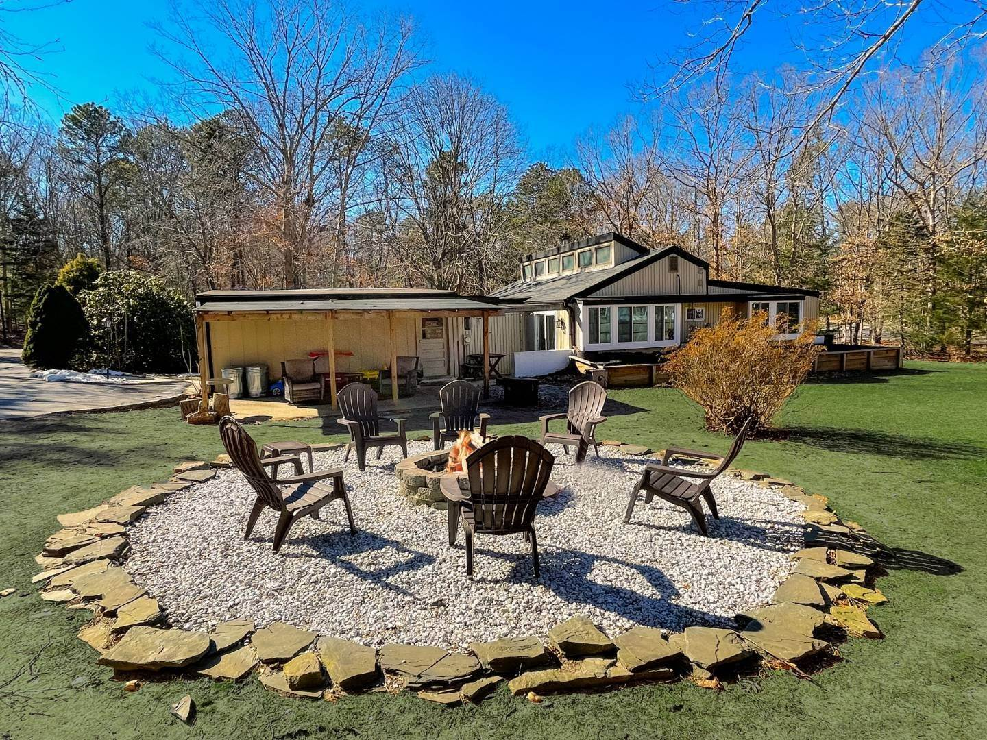Single Family Home for Sale at Turn-Key Updated Ranch 5 Florence Drive, Manorville, NY 11949