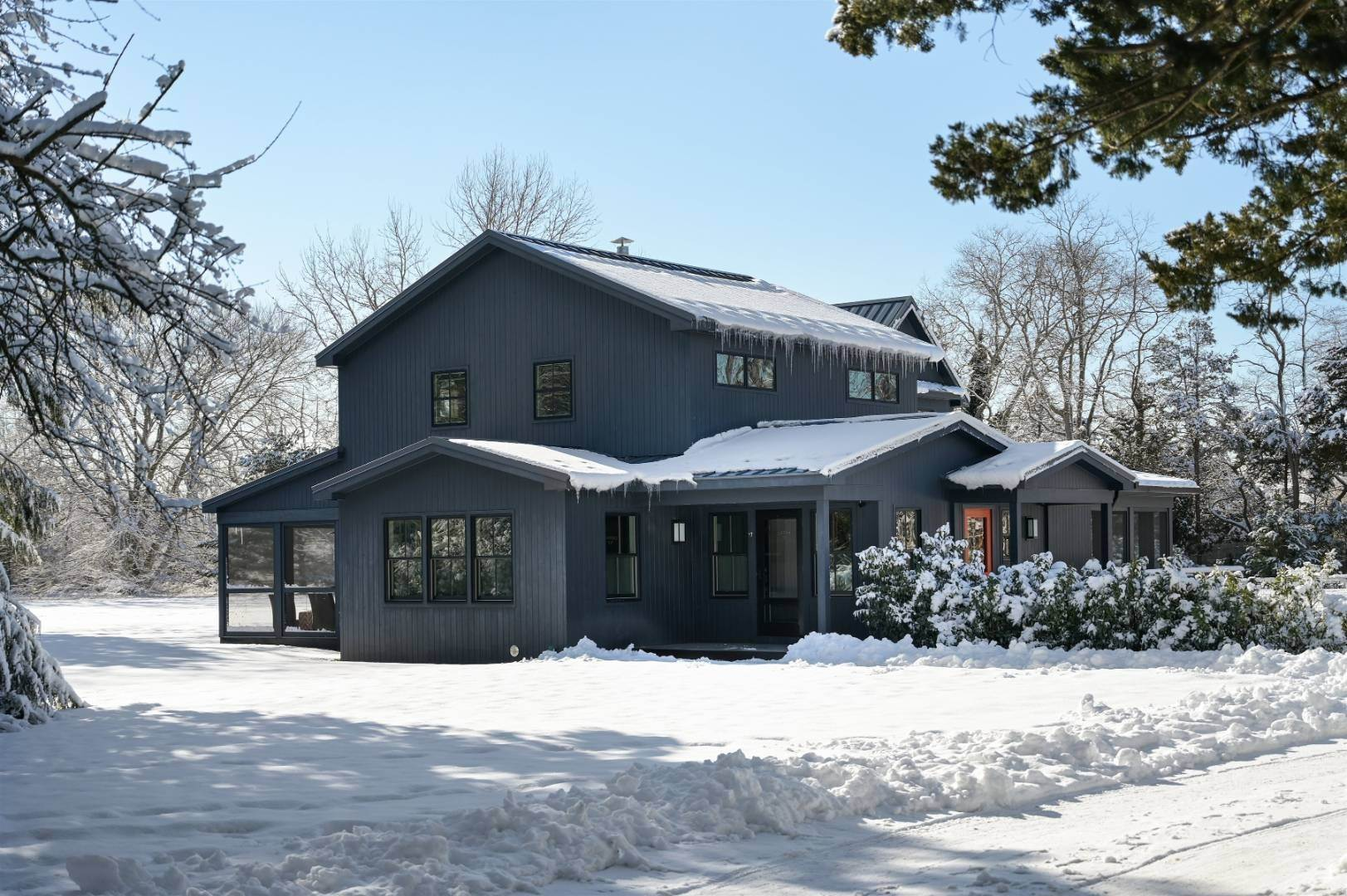 Single Family Home for Sale at Chic Luxury Living On Over 2 Acres 17 And 19 Cedar Lane, Remsenburg, NY 11960