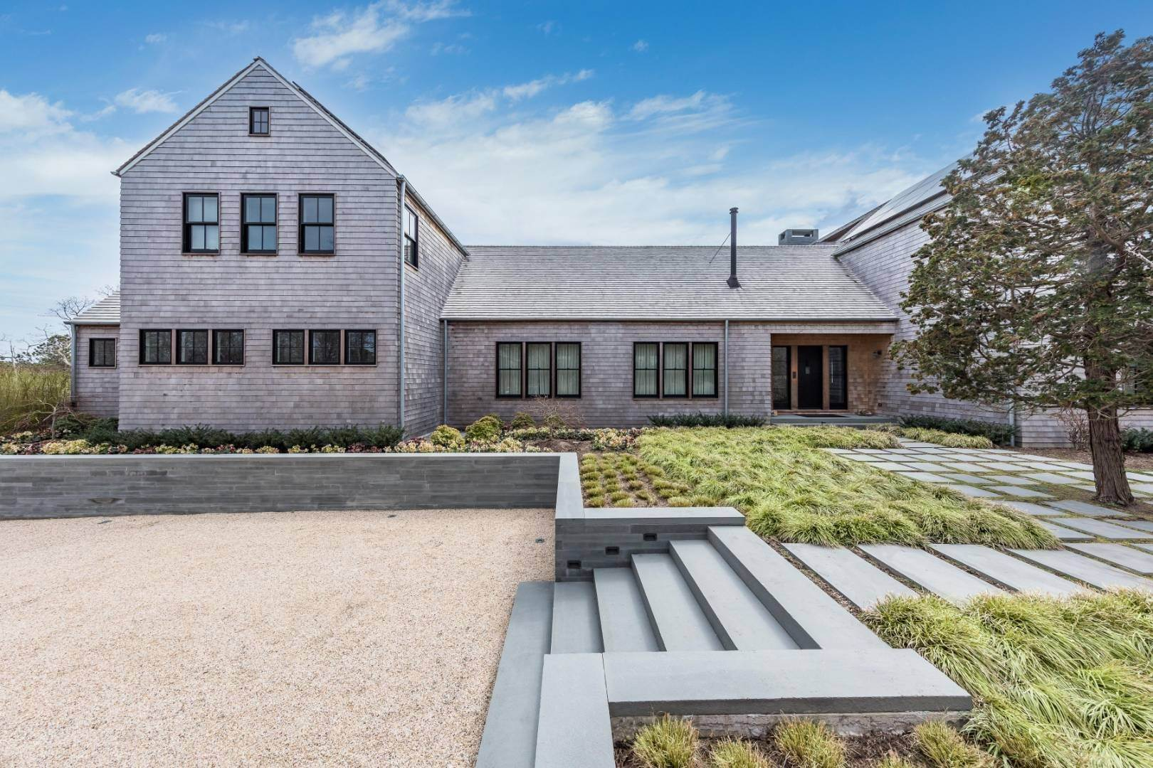Single Family Home for Sale at Modern Amagansett Retreat 154 Cranberry Hole Road, Napeague, NY 11930
