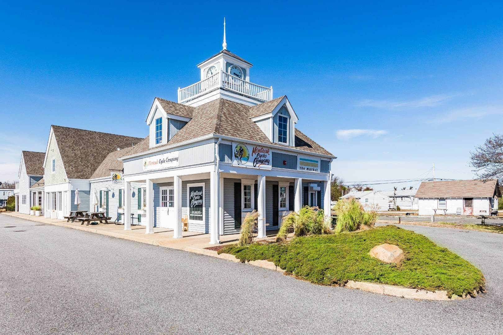 Commercial for Sale at Turn Key Commercial Investment In Montauk Harbor 541 West Lake Drive, Montauk, NY 11954
