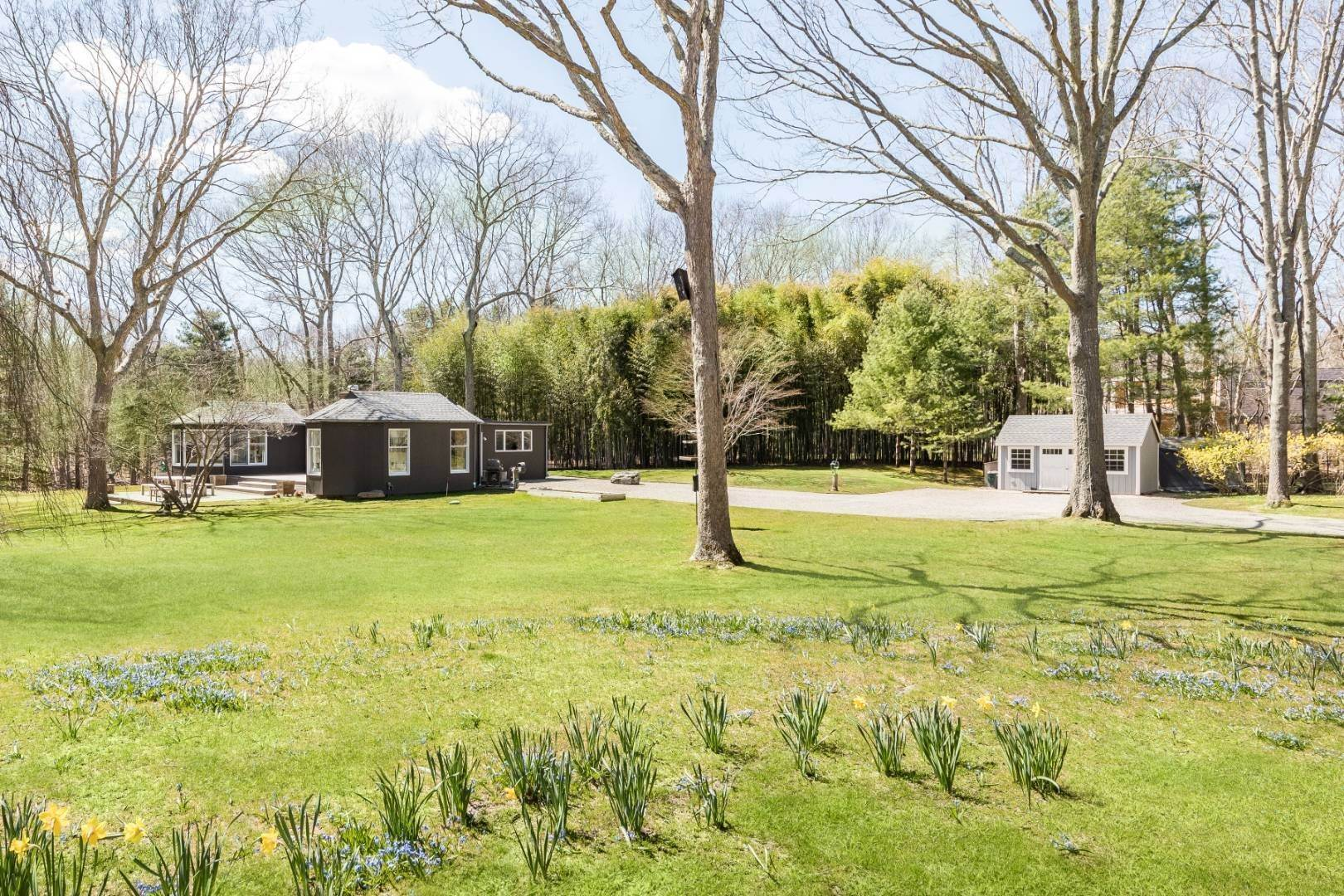 Single Family Home for Sale at Charming Cottage On Idyllic Private Acre 8 Old Northwest Road, East Hampton, NY 11937