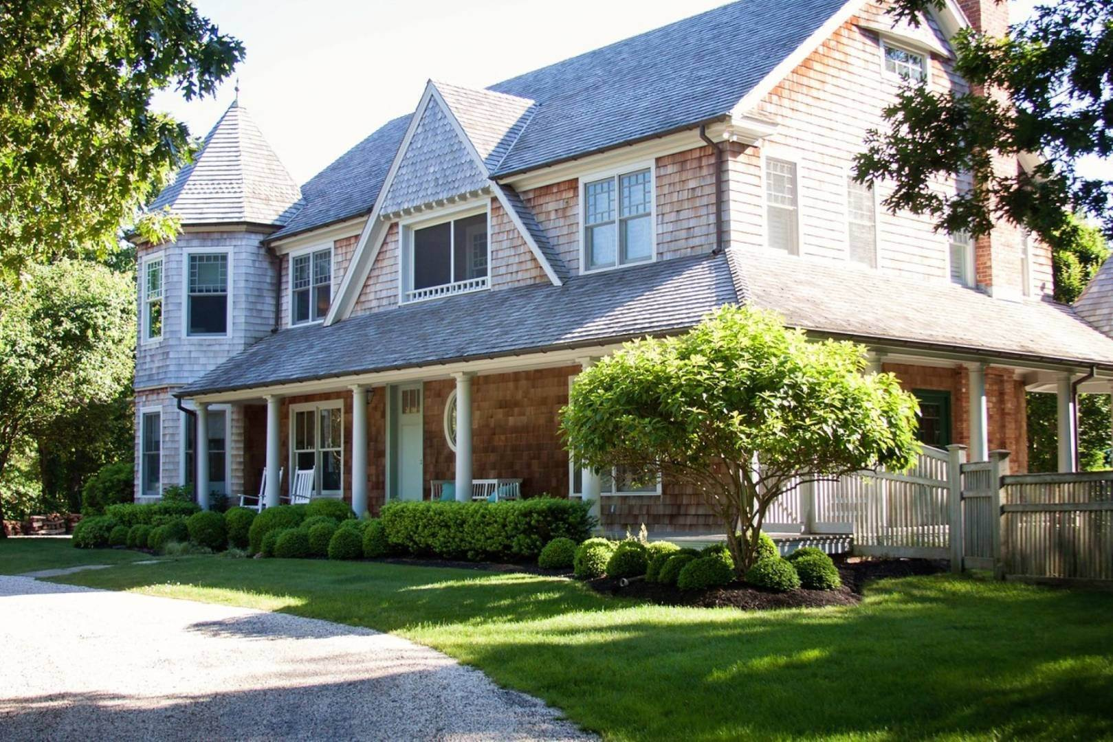 Single Family Home at Fabulous Four Bedroom Home In Southampton Southampton, NY 11968
