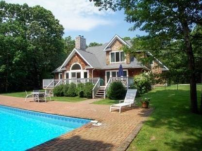 Single Family Home at East Hampton Rental Close To The Bay East Hampton, NY 11937