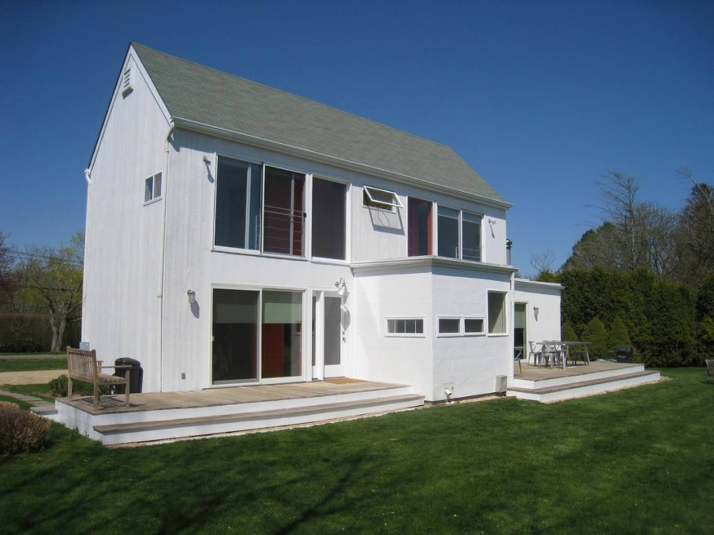 Single Family Home at Chic Modern Rental, Very Close To Southampton Village Water Mill, NY 11976