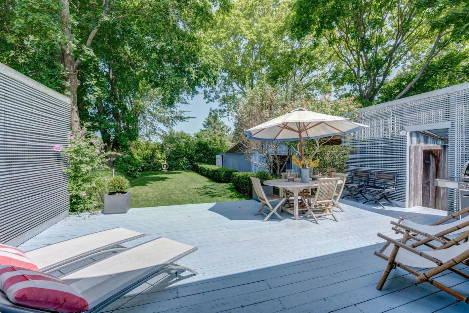 17. Single Family Home at Sag Harbor Village Rental Sag Harbor, NY 11963