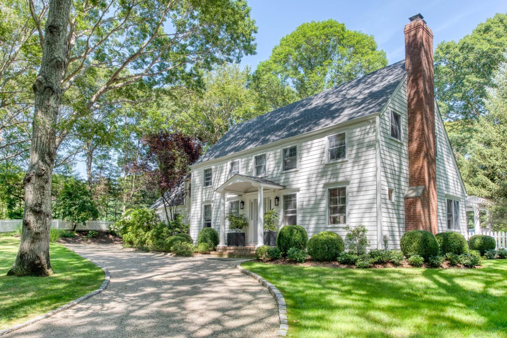Single Family Home for Sale at North Haven 16 Stock Farm Lane, Sag Harbor, NY 11963