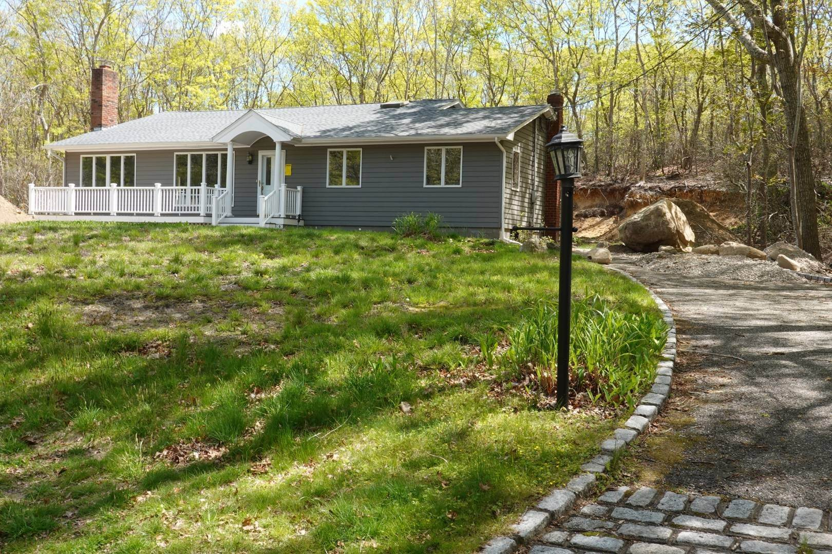 Single Family Home for Sale at Renovate The Existing House Or Build Building Plans 32 Laurel Trail, Sag Harbor, NY 11963