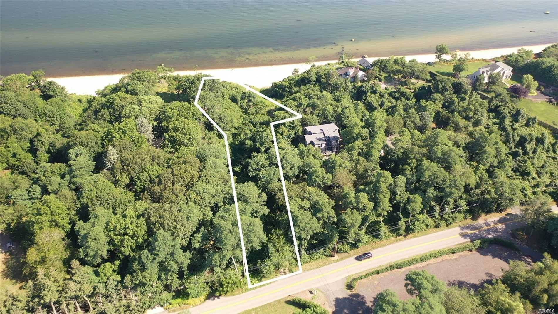 Land for Sale at Soundfront Building Lot In Riverhead 474 Sound Shore Road, Northville, NY 11901