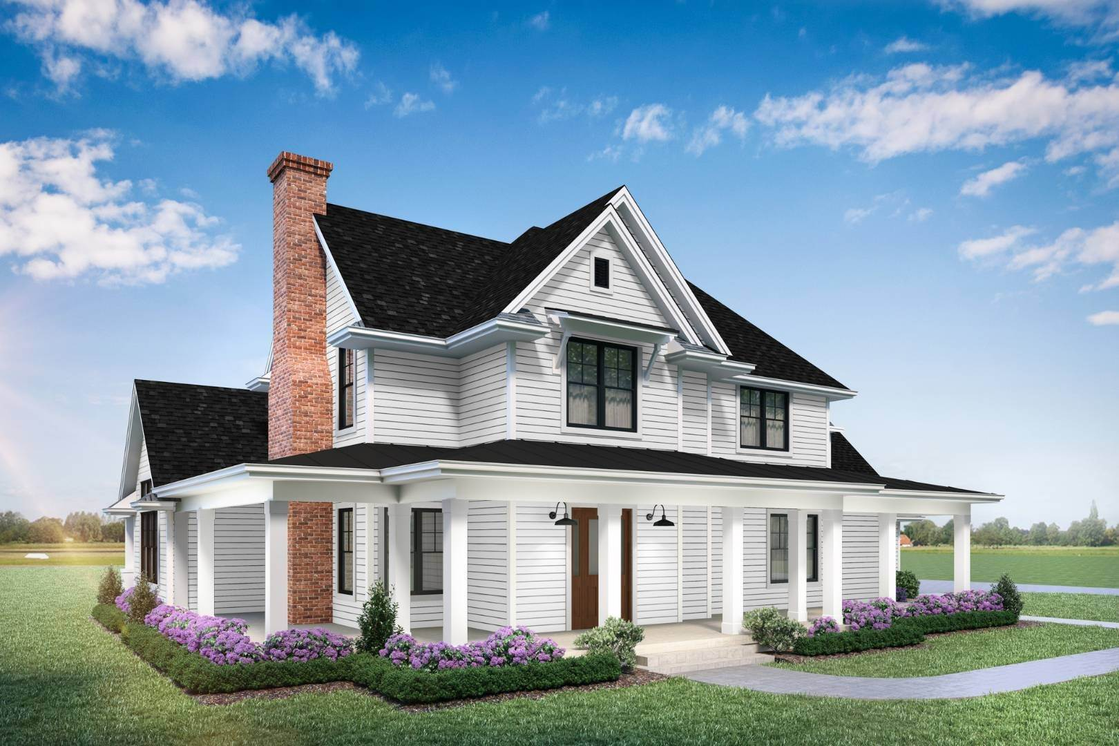 Single Family Home for Sale at New Construction In Riverhead With Sublime Farmviews 782 Reeves Ave, Riverhead, NY 11901