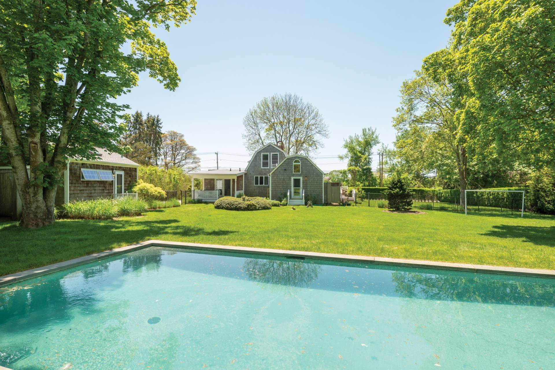 Single Family Home at Farmhouse Steps To Prestigious Golf Course Southampton, NY 11968