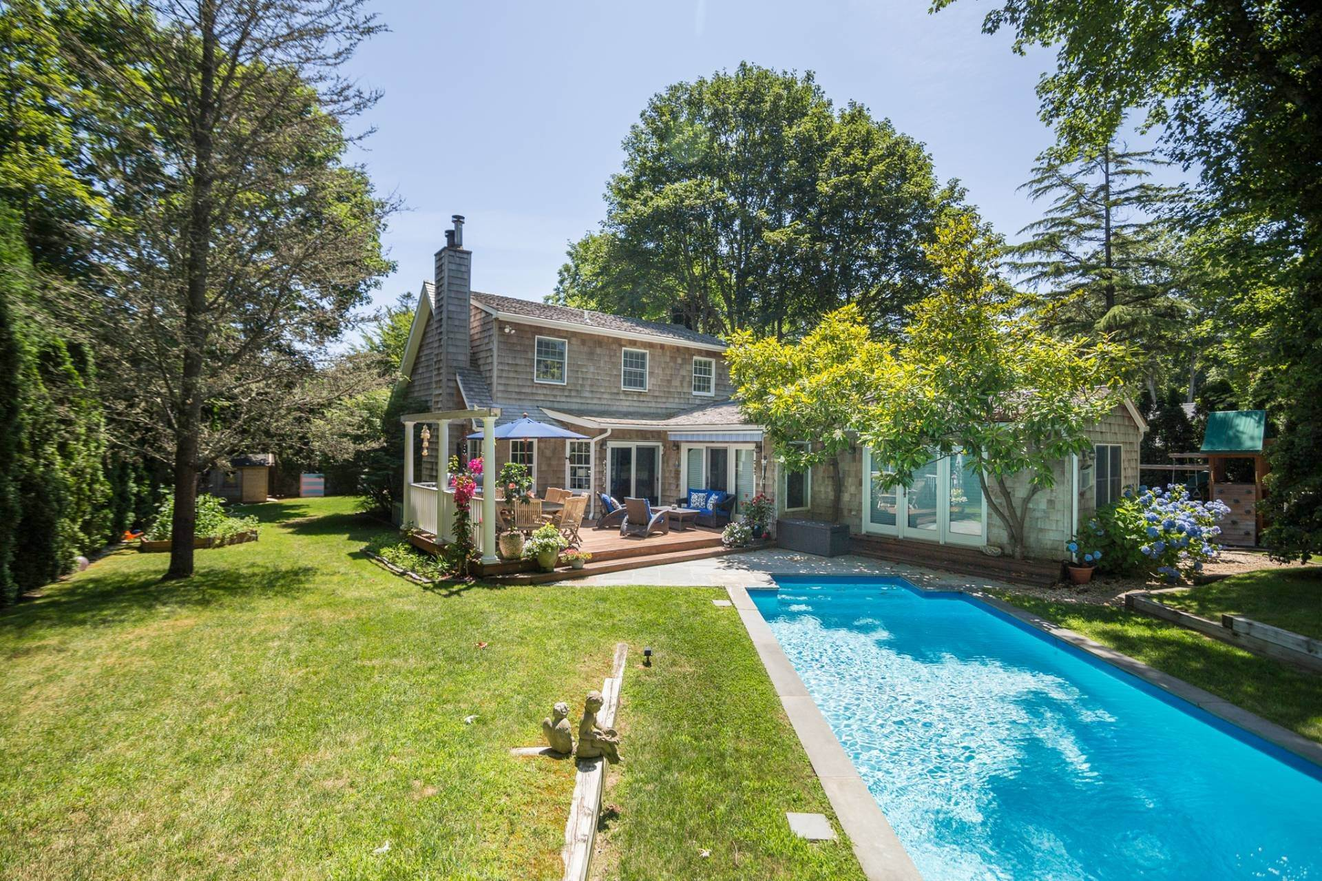 Single Family Home for Sale at Once Upon A Time, In East Hampton Village... 156 Montauk Hwy, East Hampton, NY 11937