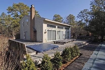 8. Single Family Home at Wainscott North Contemporary With Privacy Wainscott, NY 11975