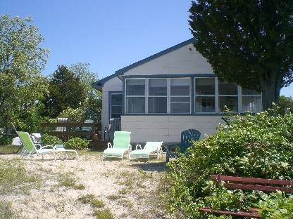 Single Family Home at Sag Harbor Beach Front Cottage Sag Harbor, NY 11963