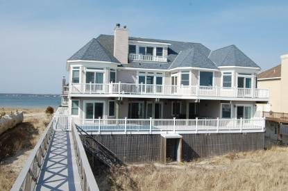 1. Single Family Home at Westhampton Dunes Oceanfront- Dune Road Westhampton Dunes Village, NY 11978