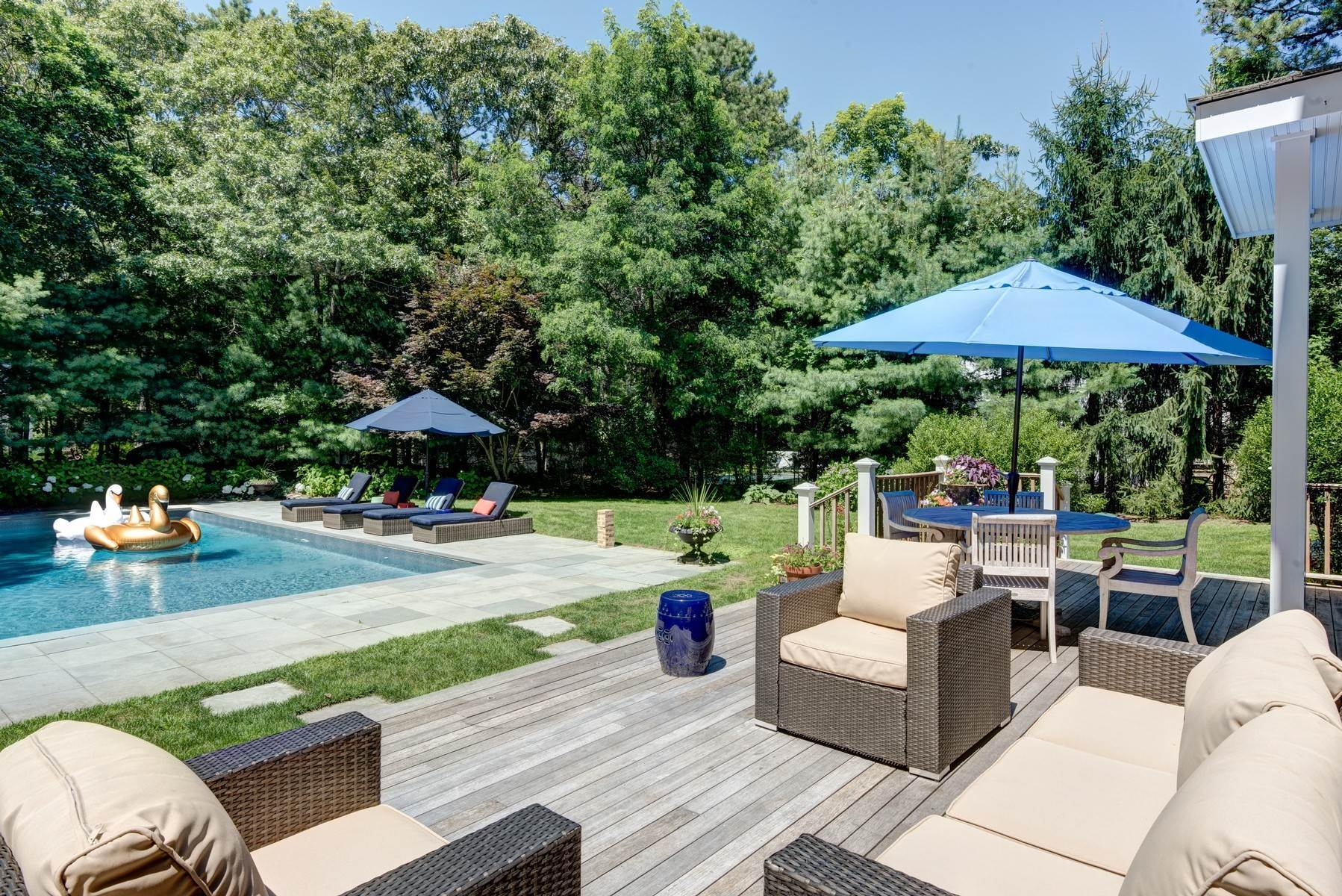 Single Family Home at Rental Near East Hampton & Sag Harbor Villages East Hampton, NY 11937