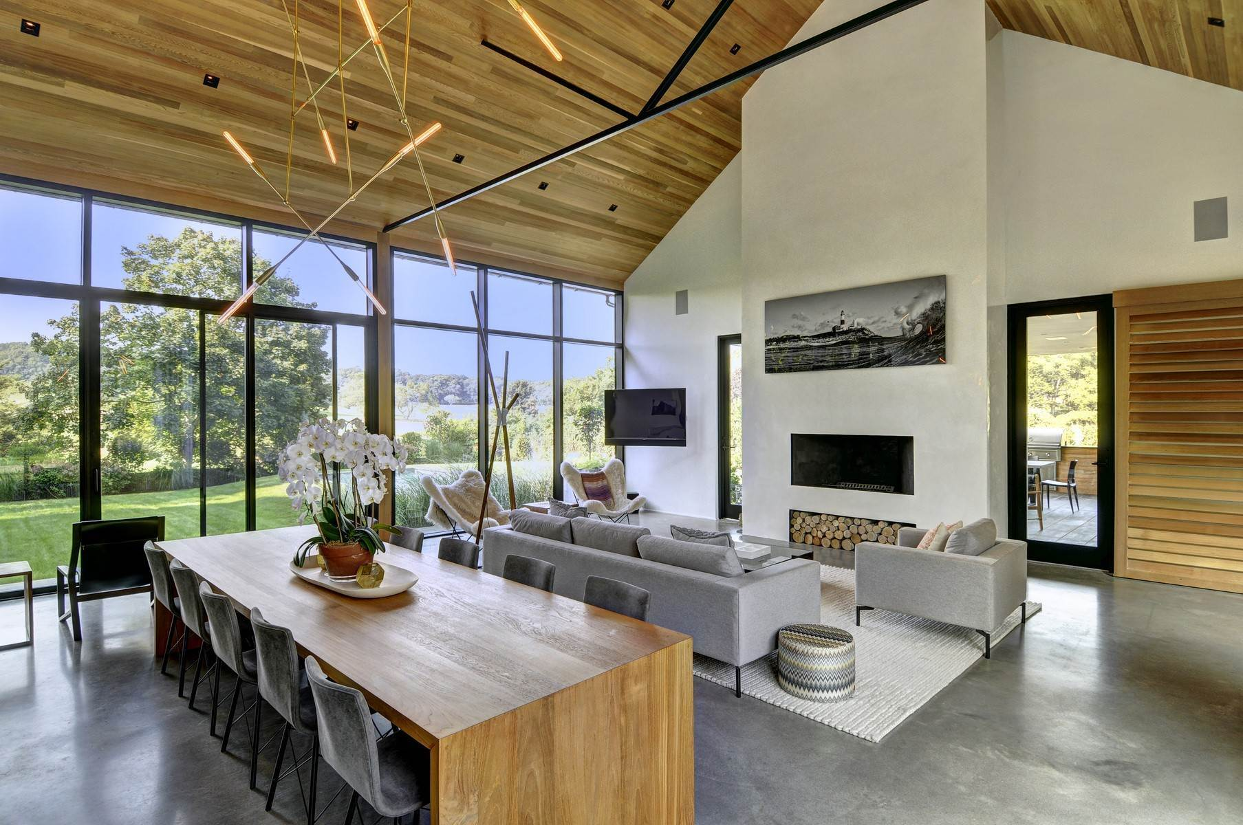 7. Single Family Home at Amagansett Modern With All The Amenities, Near To All 53 Abrahams Landing Road, Amagansett, NY 11930