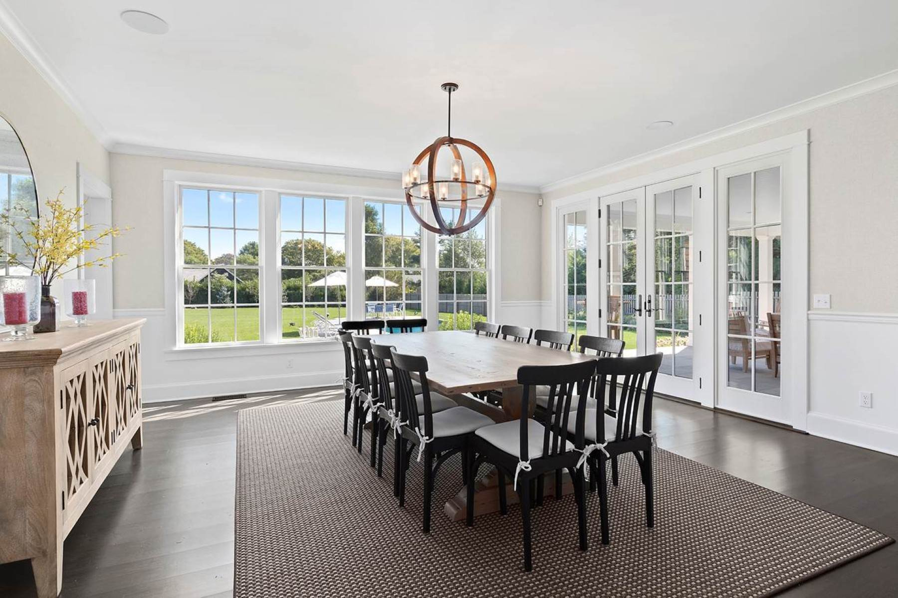 5. Single Family Home at Impeccable Rental With Tennis In Southampton Southampton, NY 11968