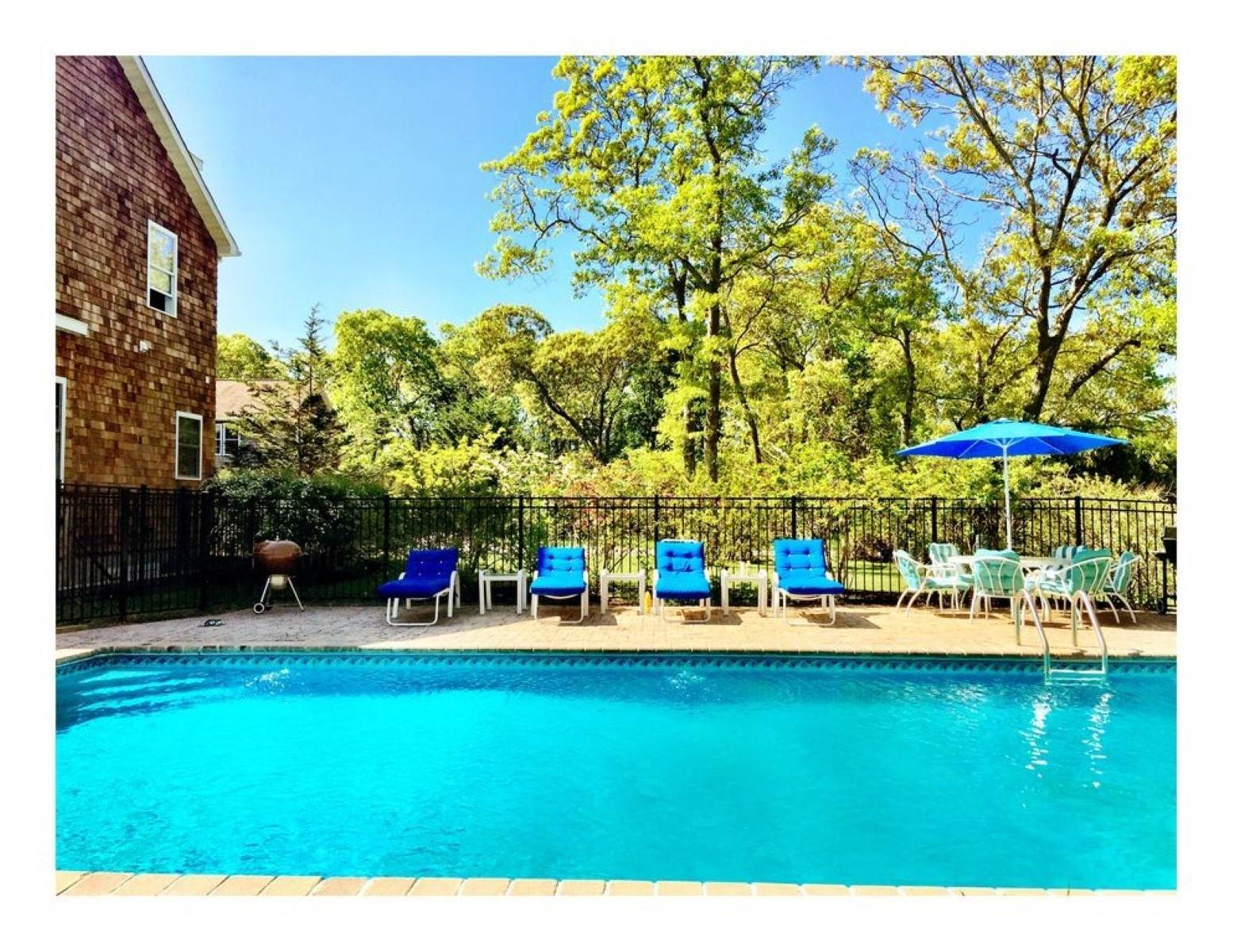 16. Single Family Home at Westhampton Beach Rental - Room For All - Heated Pool Westhampton Beach Village, NY 11978
