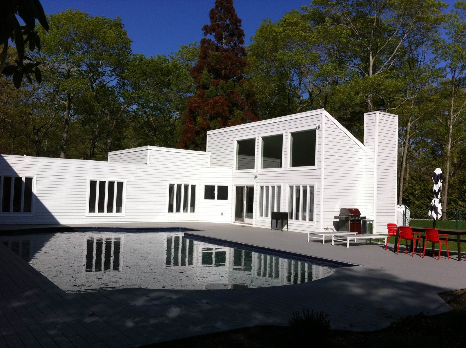 Single Family Home at Quogue Brand New Renovation With Pool & Tennis Quogue Village, NY 11959